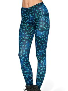 Teeth X-Ray MF Leggings (WW $75AUD / US $60USD) by Black Milk Clothing