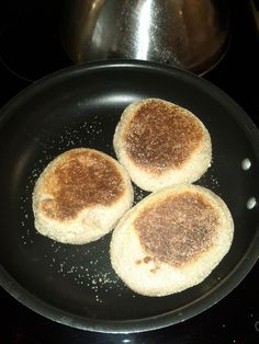 Authentic English Muffins!