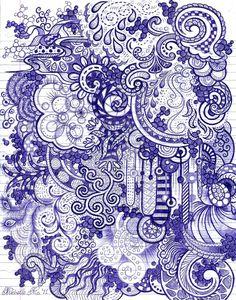 Doodle La by ~GenerallySpeaking on deviantART