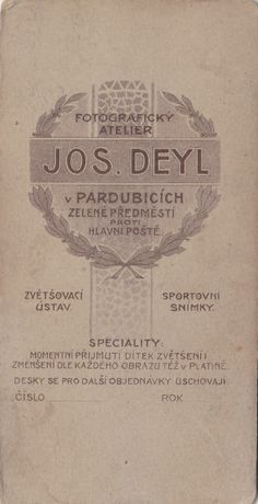 Pardubice, Deyl
