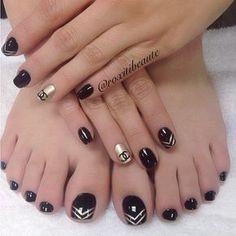 Toe Designs with Nail Polish - toe Designs with Nail Polish , 50 Cute Summer toe Nail Art and Design Ideas for 2019 Pretty Pedicures, Pretty Toe Nails, Cute Toe Nails, Fancy Nails, Toe Nail Art, Gel Nails, Nail Polish, Toenails, Pedicure Designs