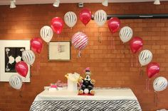 Baby Shower Backdrop Cake Designs And Zebra Print On