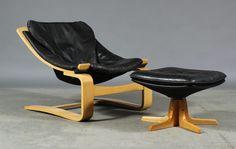 Ake Fribytter Kroken chair