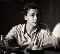 Tom Hiddleston. Via Twitter Thomas William Hiddleston, Tom Hiddleston Loki, Art Thou, Love Ya, British Actors, Beautiful Soul, Marvel Characters, Dumb And Dumber, Toms