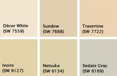 Find out which neutral/warm hues our color expert recommended to @Monica Ewing in honor of National Painting Week #NPW2012, at http://www.craftynest.com/