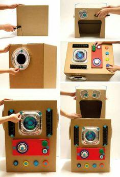 Robot keuke