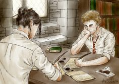"""phyzalys-art: """"Even a Black gotta study sometimes. (Also, I'm trying new things, since I can't find a way of coloring that satisfies me completely… I think I'll stick with this one for a bit, though. Harry Potter Comics, Harry Potter Ships, Harry Potter Marauders, Harry Potter Fan Art, Harry Potter Fandom, Harry Potter World, Harry Potter Memes, The Marauders, Remus And Sirius"""