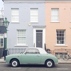 Beautiful soft London pastels! What a gorgeous feminine, but sophisticated colour palette!  by @cestmaria #colour #color #coloupalette #colorpalette #pastels #pastel #london #sophisticated #feminine #terrace