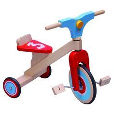 Dushi 3 Wheel en Bike