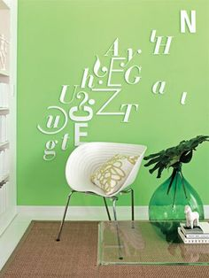 Trend Report 6 Ways To Go Green With Your Space Interior Design BasicsInterior Decorating TipsWall ColoursPaint