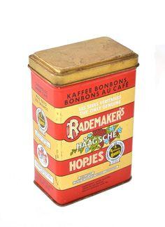 Sugar Spoon, Tin Signs, Retro Design, Retro Vintage, Decorative Boxes, Vending Machines, Tins, Antiques, Netherlands