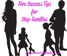 Five Success Tips for Step-Families