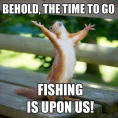Yyeesss I love fishing