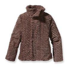 Patagonia Women's Pelage Jacket - Looks so warm!