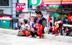 #sapa #vietnam #motherhood
