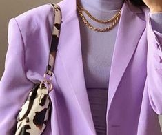 Uploaded by emimartym. Find images and videos about fashion, style and outfit on We Heart It - the app to get lost in what you love. Lila Outfits, Purple Outfits, Mode Outfits, Fashion Outfits, Womens Fashion, Lavender Aesthetic, Aesthetic Colors, Aesthetic Vintage, Aesthetic Clothes