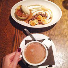 Dessert @ Hot Chocolate