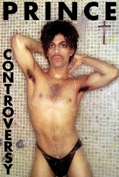 Prince - Controversy! [1981]..ugh I Can Never Un-see this.