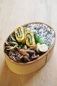 おはようございます。 ようやく通常の週末になり、野球の練習ができました。 わたしは2週間家から殆ど出ずに過ごしていたので、先週の木曜日に息子と... Japanese Lunch, Japanese Food, Bento Box Traditional, Bento Recipes, Bento Box Lunch, Asian Recipes, Food Inspiration, Meal Prep, Delish