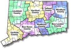 State of Connecticut's Real Estate Market: Foreclosures Down in Fairfield County, Prices Increase in Eastern Region.