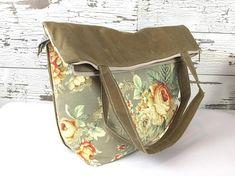 DSLR Camera Bag Vintage floral Photographers gift made in the