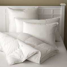 Classic Down King Duvet Insert | Crate and Barrel