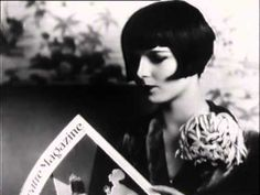 Louise Brooks - BBC2 'Arena' Documentary from 1986, broadcast shortly after Louise died (in August 1985). 01/04 - YouTube