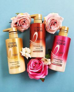 L'Oréal Paris Elseve is ditching the lather with their Extraordinary Oil La Créme Lavante 3-in-1 No Foam Cleansing Creams. Enriched with flower oil extracts to cleanse the hair without stripping it of its natural moisture. $21.90 each available now at Guardian and Watsons. #lorealparis #elseve #nylonsgbeauty  via NYLON SINGAPORE MAGAZINE OFFICIAL INSTAGRAM -Celebrity  Fashion  Haute Couture  Advertising  Culture  Beauty  Editorial Photography  Magazine Covers  Supermodels  Runway Models