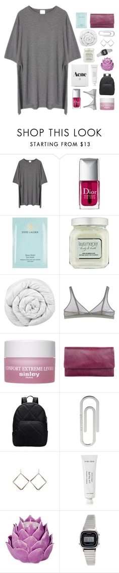 """""""TOGETHER WE CAN GROW OLD"""" by absurd-ambitions ❤ liked on Polyvore featuring Momewear, Christian Dior, Estée Lauder, Laura Mercier, Brinkhaus, Cosabella, Sisley Paris, Status Anxiety, Bulgari and Byredo"""