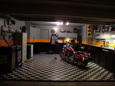 Garage ideas for Luis's future garage project