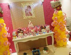 Rafaela's 2nd Birthday - Hello Kitty Cupcake's Party