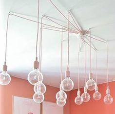 01 e27 lampara muuto colores wemal svietidl pinterest - Suspension ampoule muuto ...