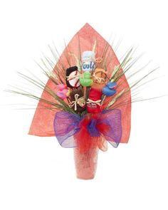 Gift Idea for baby Boys... hat bouquet
