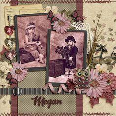 Megan - Scrapbook.com