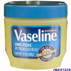 101 USES FOR VASELINE : Beauty does not have to be expensive my dears. Why even the great diva herself, Tyra Banks, turns to her simple tub of Vaseline at night. If it is good enough for Miss Money Banks it has to be good enough for you. Survival Prepping, Emergency Preparedness, Vaseline Uses, Under Eye Bags, Moisturizer For Dry Skin, Eye Makeup Remover, Skin So Soft, Beauty Hacks, Beauty Tips