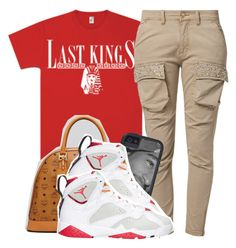 """Last Kings"" by ariangrant ❤ liked on Polyvore featuring Relish, MCM, Retrò and 419"