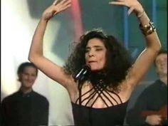 Eurovision 1990 Spain - Azucar Moreno - Bandido