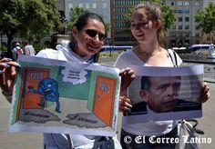 Este fin de semana la comunidad hondureña en Cataluña se reunió en la Plaza Cataluña para protestar por el clima de corrupción que se vive en su país. La situación que ha detonado todas estas manifestaciones ha sido el desfalco en la Seguridad Social y pidieron que los responsables sean llevados ante la justicia.