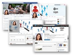 LinkedIn Customized Background, Templates, Examples, and More