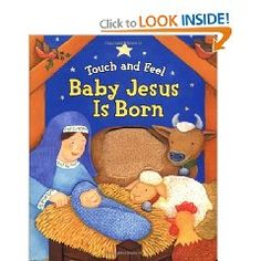 Baby Jesus Is born A Christian Christmas book for Toddlers