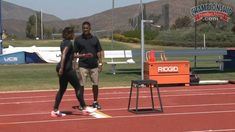 20 Drills & Techniques for Teaching the Triple Jump Jump Workout, Speed Workout, Track And Field Events, Track Field, Long Jump, High Jump, Running Tips, Running Training, Running Track