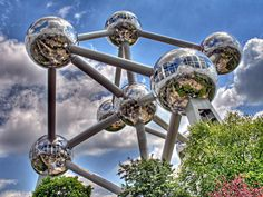 Unusual Places To Visit | Sightseeing in Brussels - Cultural Sights Must Visit & Must See