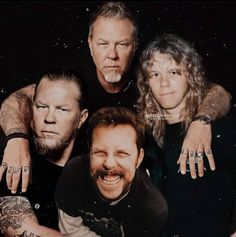 Metallica, James Hetfield, 3 I, Rock Bands, Heavy Metal, My Music, Growing Up, Singer, Guys