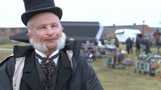 Paul Kaye on playing Prentis  - Doctor Who Extra: Series 2 Episode 4 (20...