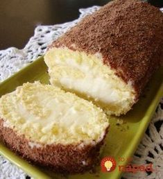 Banana cake with banana - HQ Recipes Russian Cakes, Russian Desserts, Russian Recipes, No Bake Desserts, Delicious Desserts, Yummy Food, Sweet Recipes, Cake Recipes, Easy Cake Decorating