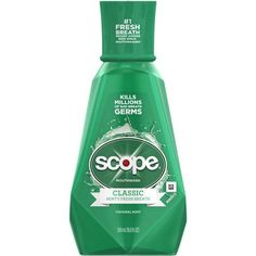Scope Mouthwash Just $0.62/Each At Walgreens After Sale And Printable Coupon!