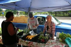 Tuesday is market day at Pearl Market in downtown Columbus, Ohio 10:30am - 2pm   http://www.farmersmarketonline.com/fm/PearlMarket.html