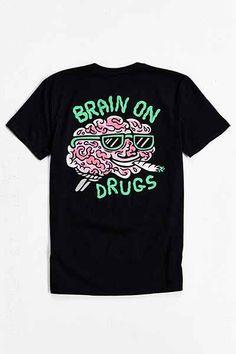 Killer Acid Brain Tee