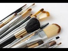 Jak czyścić pędzle i gąbki do makijażu - bardzo skutecznie, szybko i eko...