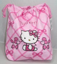 034235f59c6 Hello Kitty Bag , Cute Sanrio Hello Kitty Bag with Drawstrings, 13